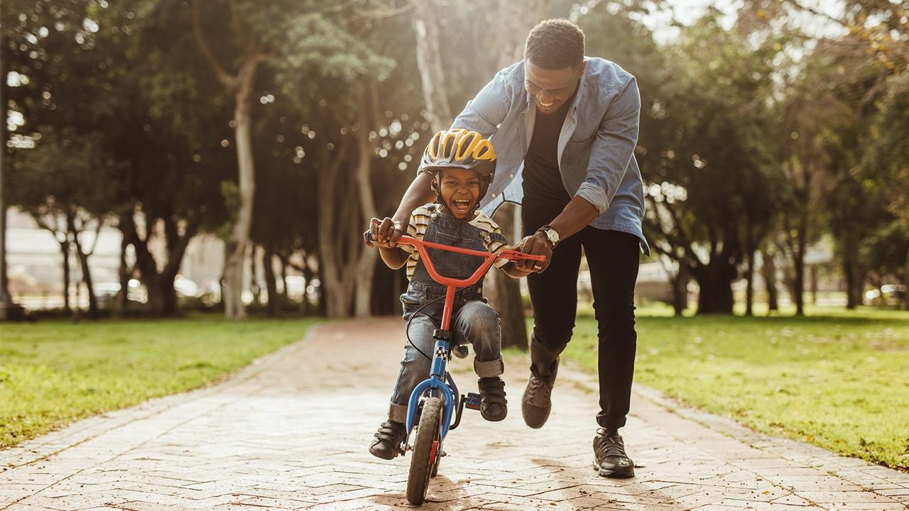 Quelle est la meilleure façon d'apprendre à faire du vélo?