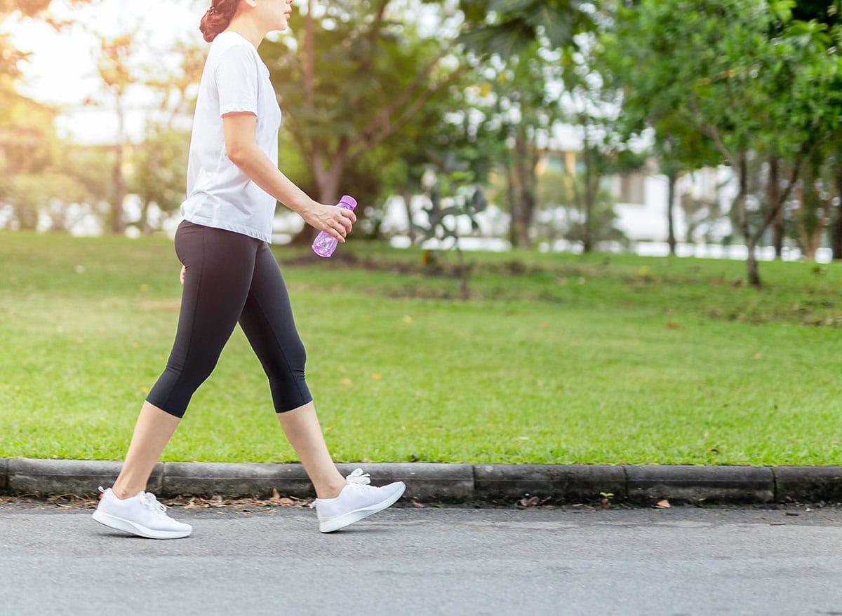 Combien de temps dois-je marcher pour perdre du poids?